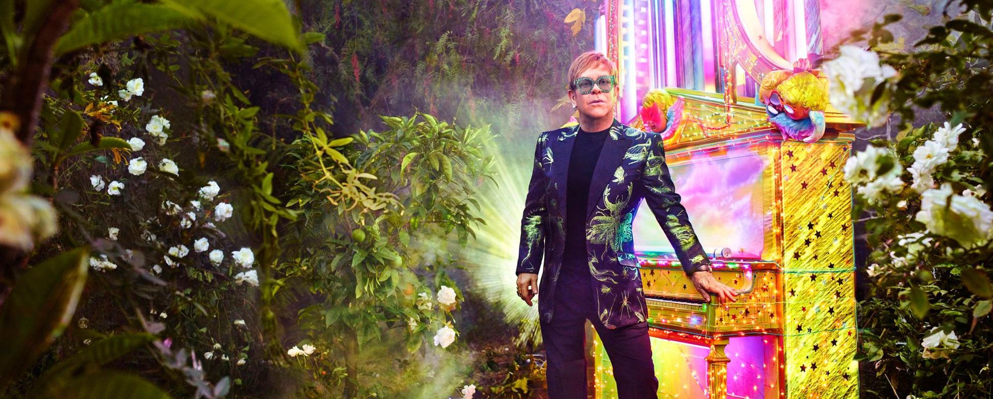 22.9.2020 Elton John