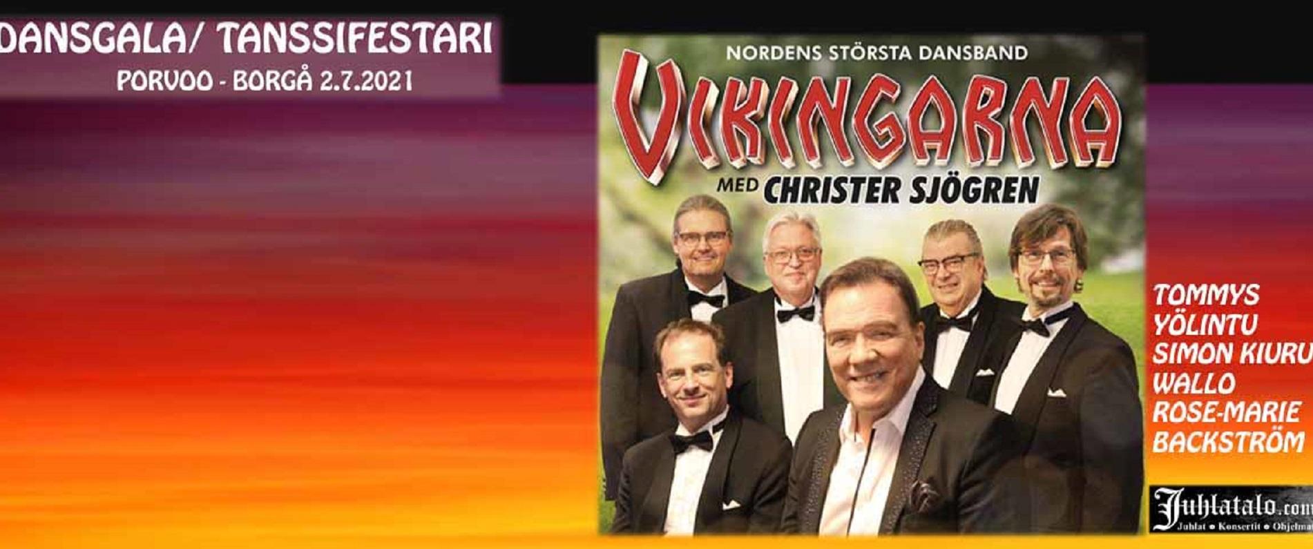 13.8.2021 Dansgala i Borgå